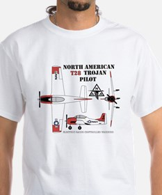 T28 Trojan RC Airplane Shirt