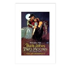 Two Moons Postcards (Package of 8)