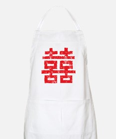 Double Happiness Apron