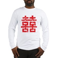 Double Happiness Long Sleeve T-Shirt