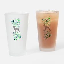 Summertime Weims Pint Glass