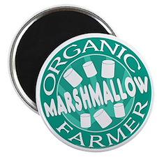 Marshmallow Farmer Magnet