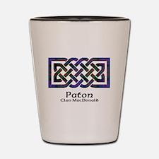 Knot-Paton.MacDonald Shot Glass