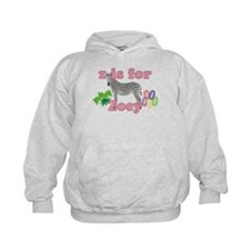 Z is for Zoey Hoodie