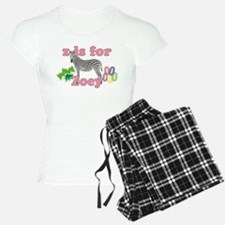 Z is for Zoey Pajamas