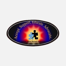 Beyond Awareness (Autism) Patches