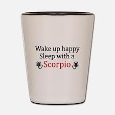 Cute Scorpio Shot Glass
