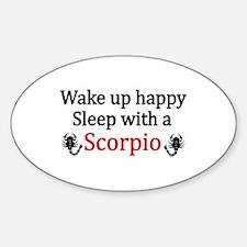 Cute Scorpio Decal