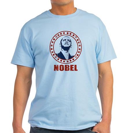Nobel Obama Vintage Light T-Shirt