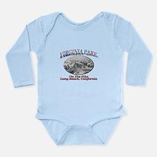 Virginia Park Long Sleeve Infant Bodysuit