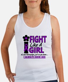 Licensed Fight Like a Girl 1.2 Fi Women's Tank Top