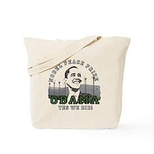 Obama Peace Prize Windmills Tote Bag