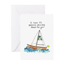"""Smooth Sailing"" Get Well Soon Card"