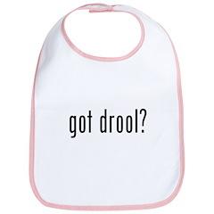 Got Drool? Bib