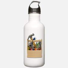 Ready Tools Toolbox Water Bottle