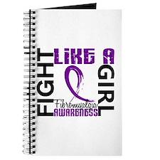 Licensed Fight Like a Girl 3.3 Fibromyalgi Journal
