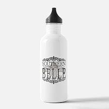 Southern Belle Hearts Water Bottle