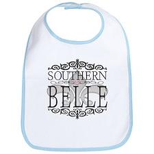 Southern Belle Hearts Bib