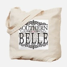 Southern Belle Hearts Tote Bag
