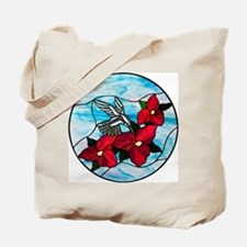 Stained Glass Design Tote Bag