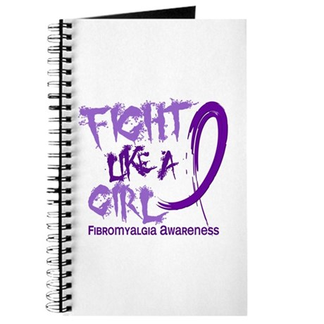 Licensed Fight Like a Girl 5.3 Fibromyalgi Journal