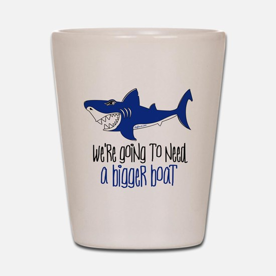 Bigger Boat Shot Glass