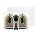 British Royal Guard Greeting Cards (Pk of 10)