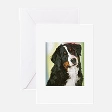 PopArt Puppy Greeting Cards (Pk of 20)