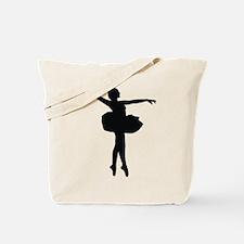 Cute Tip toe Tote Bag