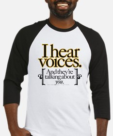 Voices Baseball Jersey