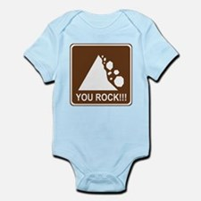 You Rock!!! Infant Bodysuit