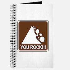 You Rock!!! Journal