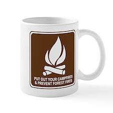 Prevent Forest Fires Mug