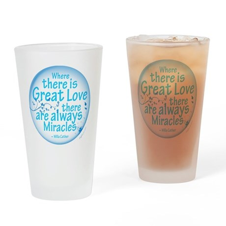 Great Love Pint Glass