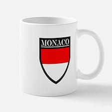 Monaco Flag Patch Mug
