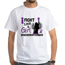 Licensed Fight Like A Girl 26.2 Fibr Shirt
