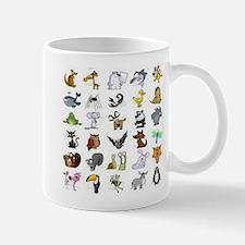 Kid Art Animals Mug
