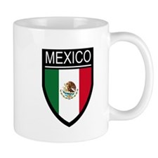 Mexico Flag Patch Mug