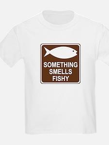 Something Smells Fishy T-Shirt