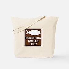 Something Smells Fishy Tote Bag