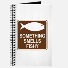 Something Smells Fishy Journal