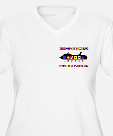 Cruise Signal Flags-b T-Shirt