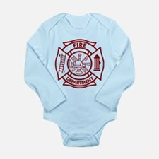 Firefighter Baby Clothes & Gifts