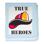 True Heroes baby blanket