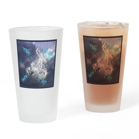 Viking Pint Glass