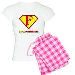 Super Firefighter Women's Light Pajamas