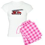 Fire Engine Women's Light Pajamas