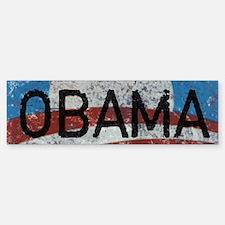 Obama Vintage Bumper Bumper Bumper Sticker