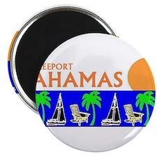 Cute Freeport bahamas Magnet