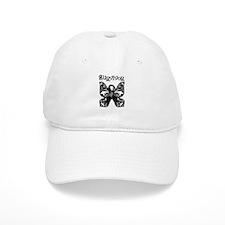 Butterfly Melanoma Survivor Baseball Cap